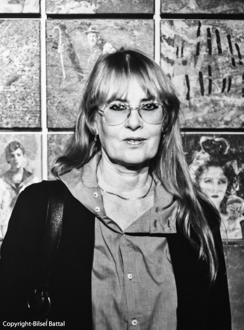 Marie-Louise EKMAN  (1944 –      )  Sweden