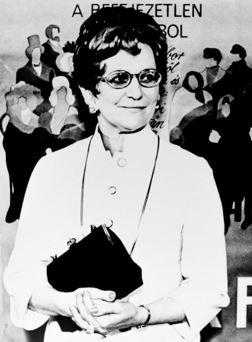 Noemi APOR (1918 –       )   Hungary