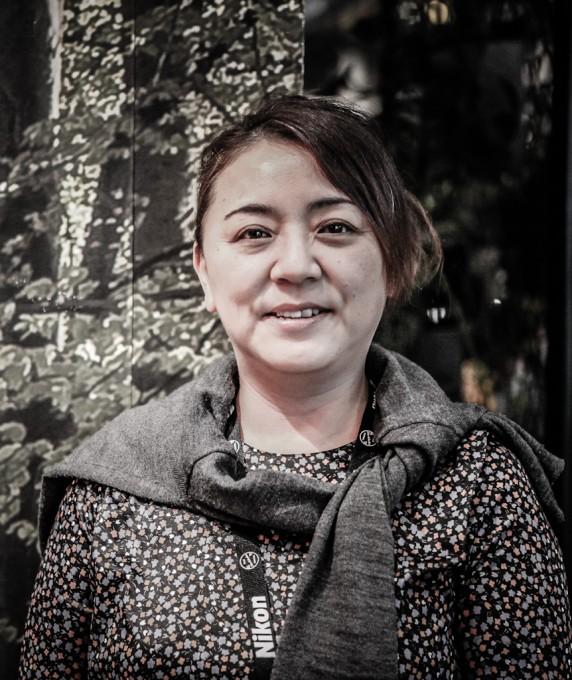Yoko SHIOMAKI (00-00-00 –  )        Japan