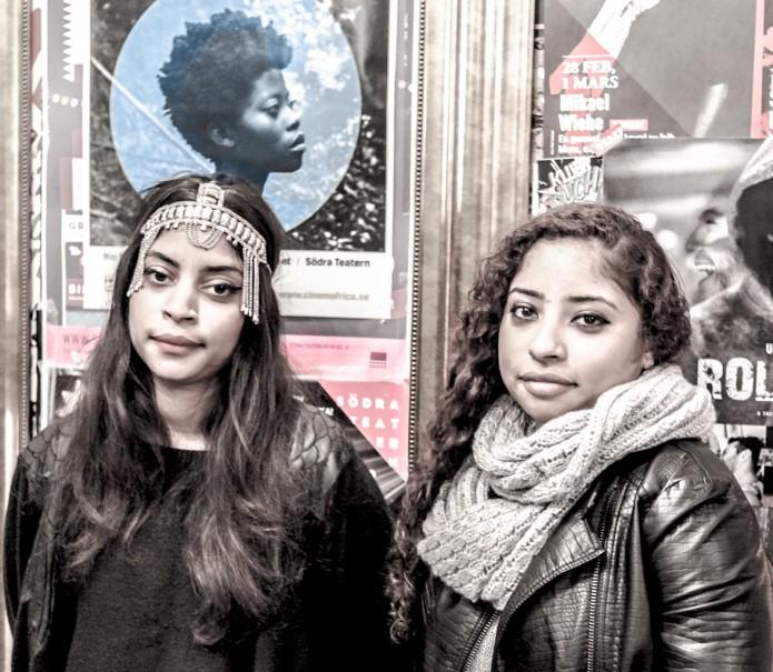 Amirah & Wafa TAJDIN Sisters – Kenya