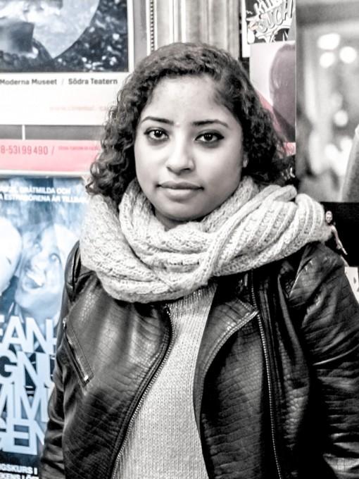 Wafa TAJDIN (19.. – ) Kenya