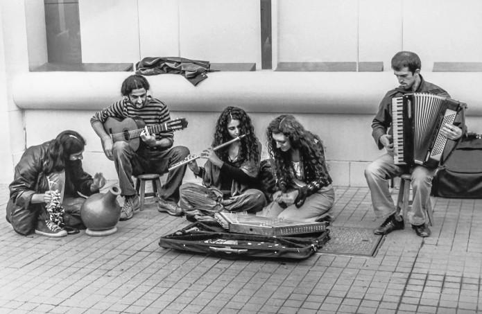 STREET MUSICIANS – Sept. 2008