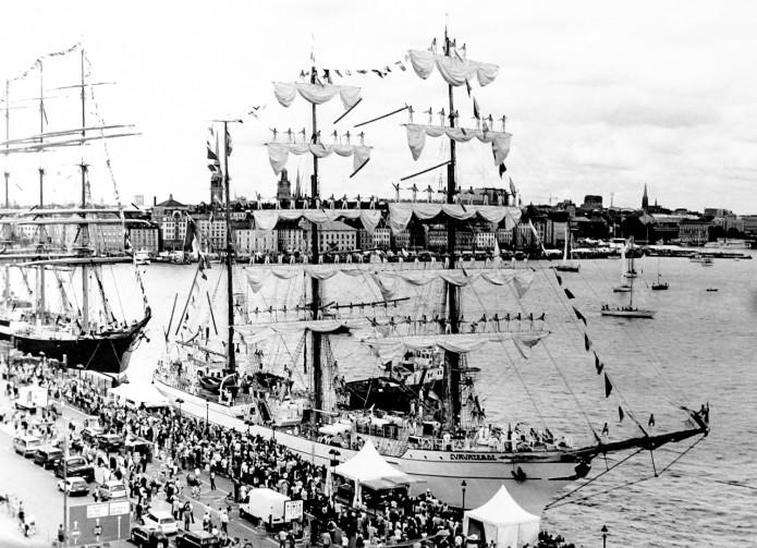 TALL SHIP RACE – Aug. 2007