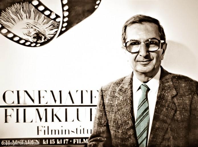 Atıf YILMAZ  (1925 – 2006)  Turkey