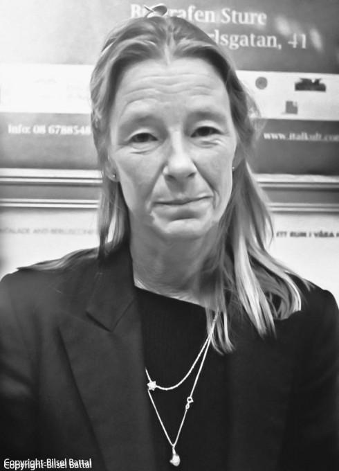 Ann ZACHARIAS (1956 –       )   Sweden