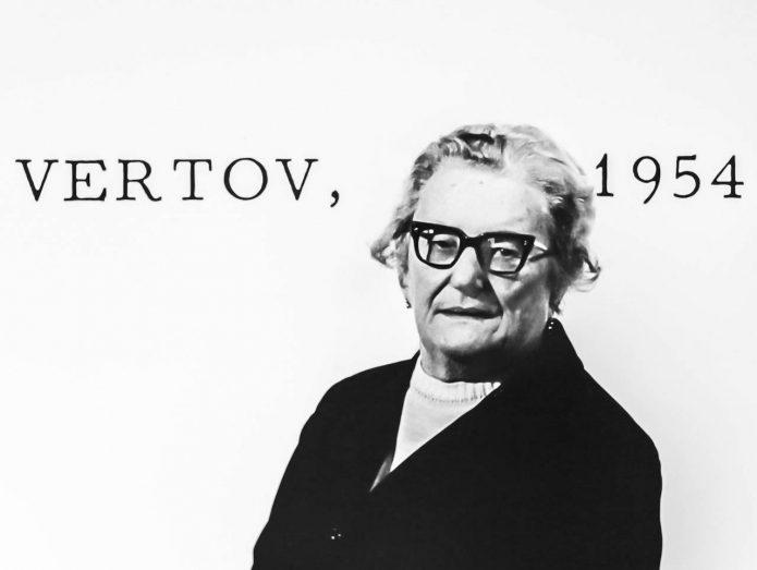 Elisaveta SVILOVA-VERTOVA (1900 – 1975)  USSR